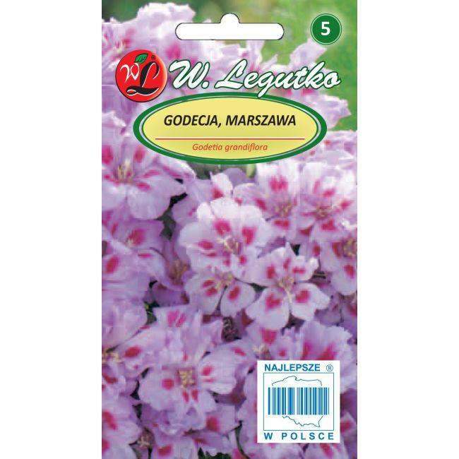Godecja Azalia letnia Cattleya - liliowa