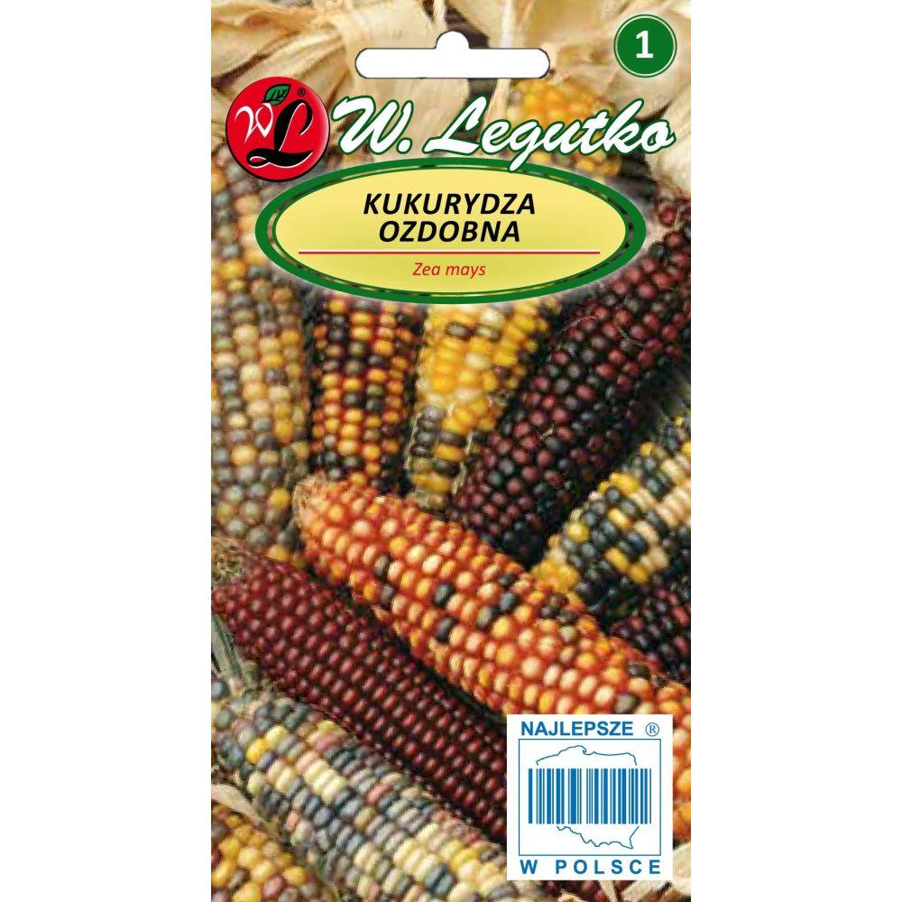 Kukurydza ozdobna - mieszanka