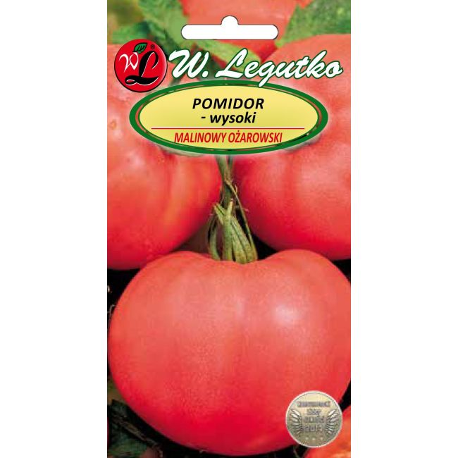 Pomidor Malinowy Ożarowski