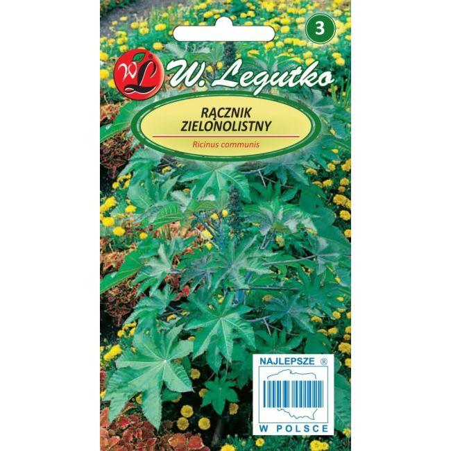 Rącznik zielonolistny