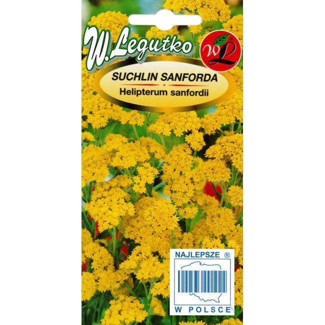 Suchlin Sanforda - żółty