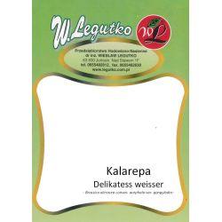 Kalarepa Delikatess weisser - 20g