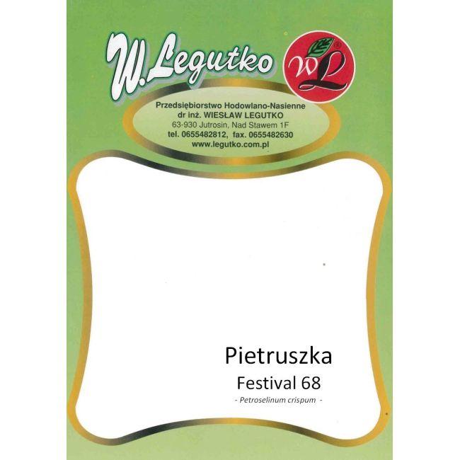 Pietruszka naciowa Festival 68 - 100g