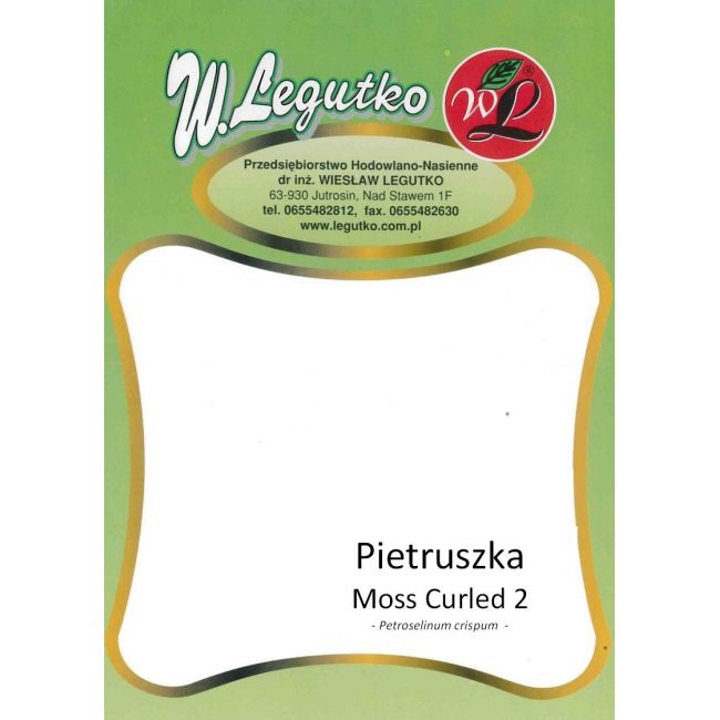 Pietruszka Moss Curled 2 - 50g