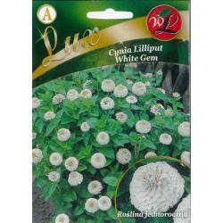 Cynia Lilliput White Gem