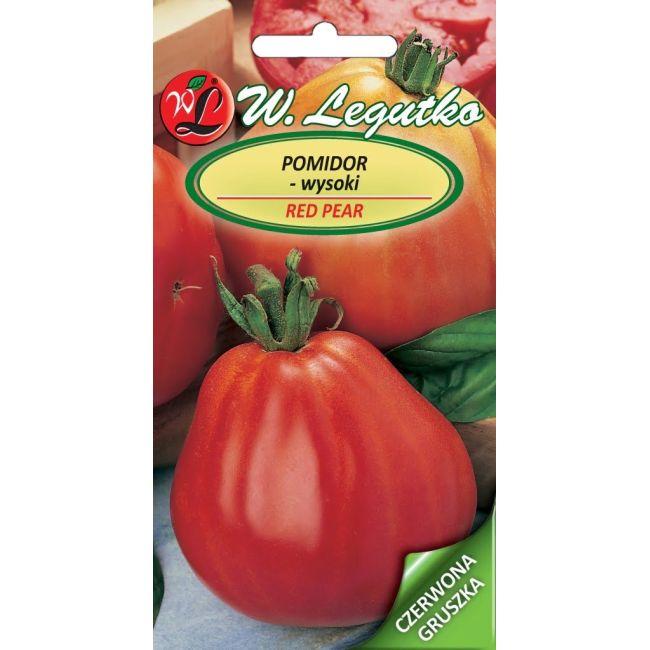 Pomidor Red Pear ''czerwona gruszka ''