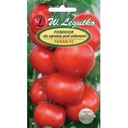 Pomidor - do uprawy pod osłonami - Tukan F1
