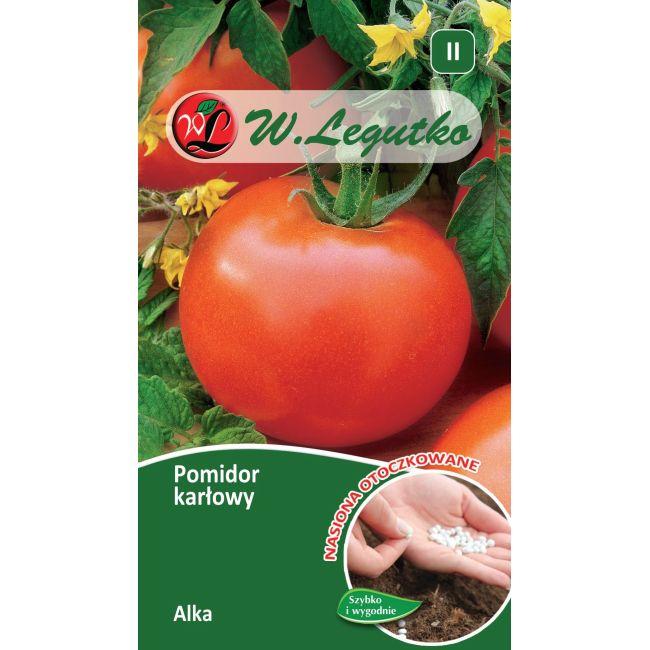 Pomidor karłowy - Alka - 100szt. nasion