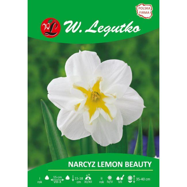 Narcyz - Split Corona - Lemon Beauty