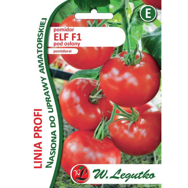 Pomidor pod osłony - Elf F1