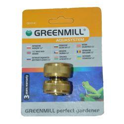 "Reparator mosiężny 1/2"" - Greenmill"