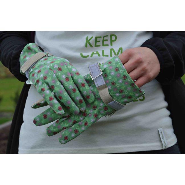 Rękawice ogrodnicze Majbacka