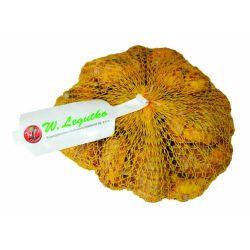 Narcyz Fortune - żółty z pomarańczową trąbką