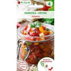 Kuchnie świata - Papryka ostra - Jalapeno M