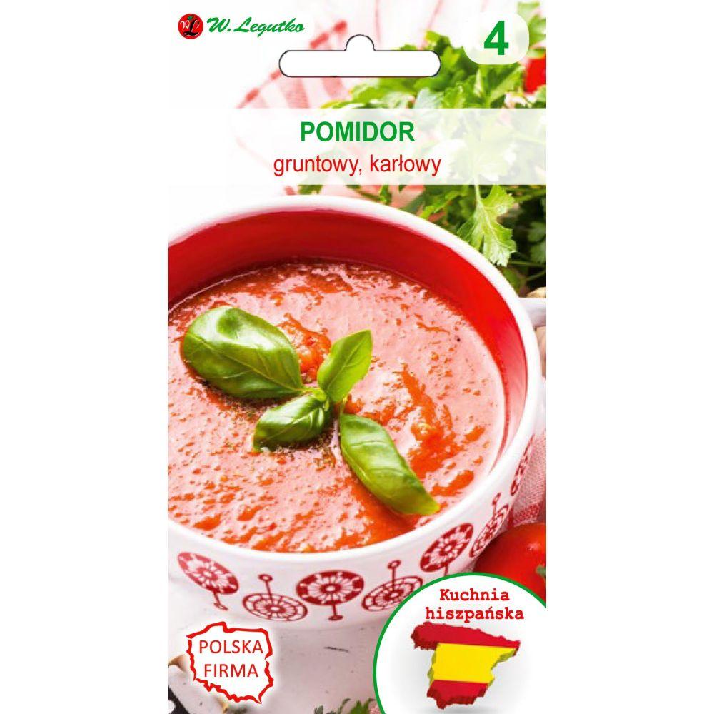 Kuchnie świata - Pomidor Alka