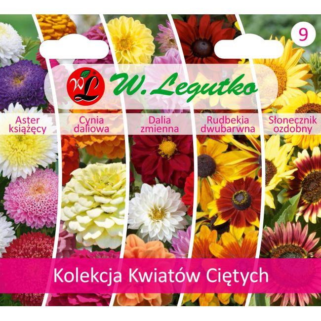 Kolekcja Kwiatów ciętych