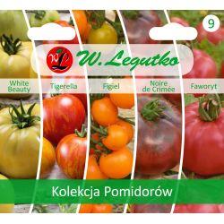 Kolekcja pomidorów