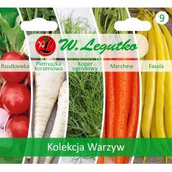 Kolekcja Warzyw Polskich