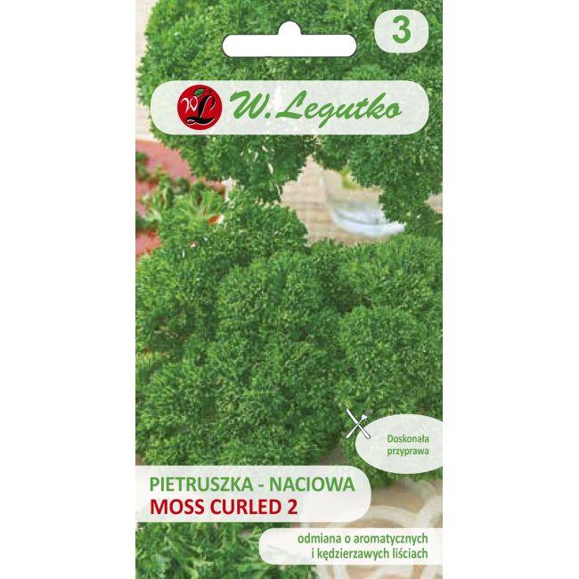 Pietruszka Moss Curled 2 (liście kędzierzawe)