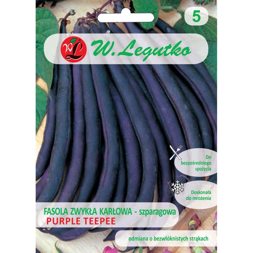 Fasola Purple Teepee