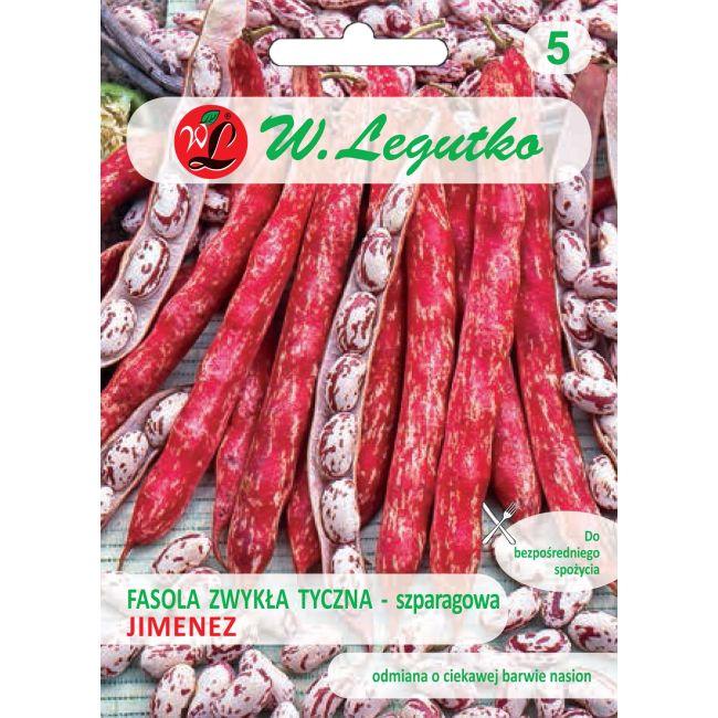 Fasola szparagowa - Jimenez