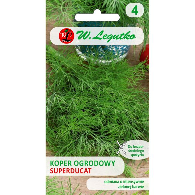Koper ogrodowy - Superducat