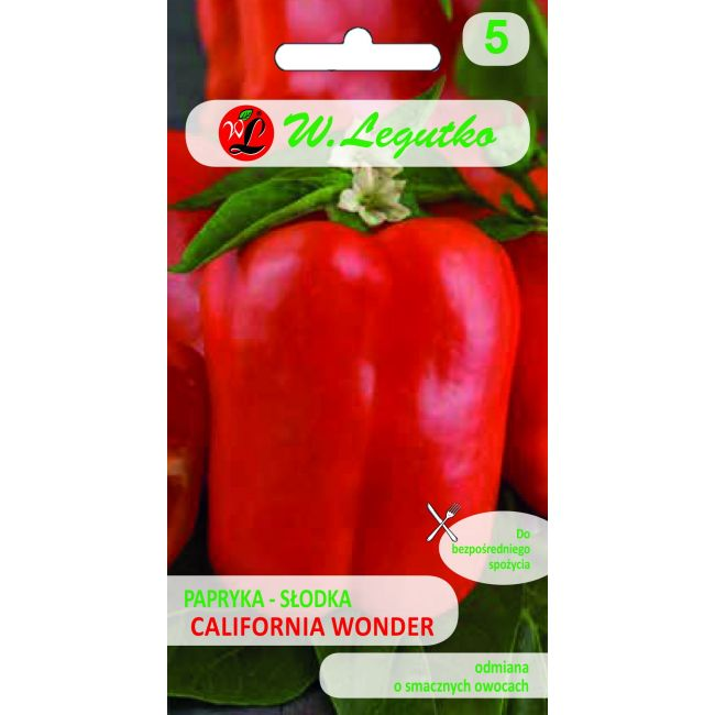 Papryka California Wonder