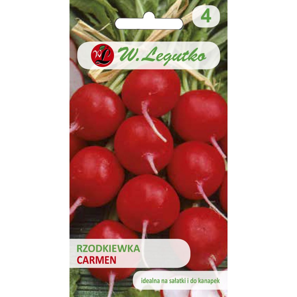 Rzodkiewka Carmen-5g