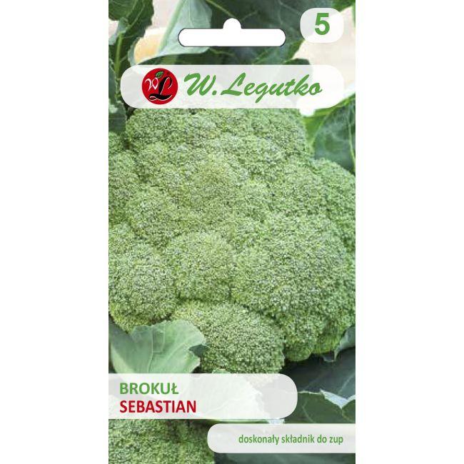 Brokuł - Sebastian