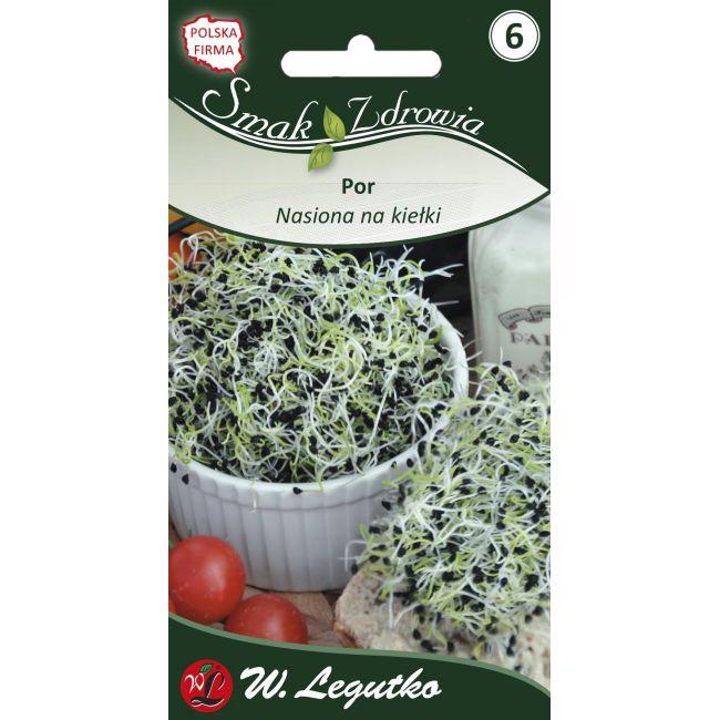 Nasiona na kiełki - por 1.50 g