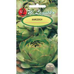 Karczoch zwyczajny/Cynara scolymus/Gros Vert de Laon/zielone/1.00g