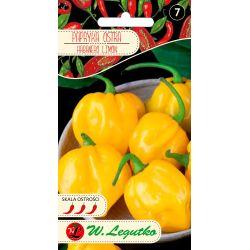 Papryka chińska/Capsicum chinense/Habanero Limon/żółte/0.15g