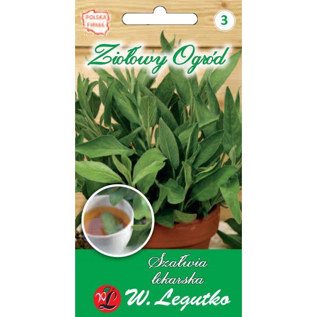 Szałwia lekarska/Salvia officinalis///1.00g