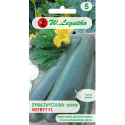 Cukinia - Nefryt - zielona