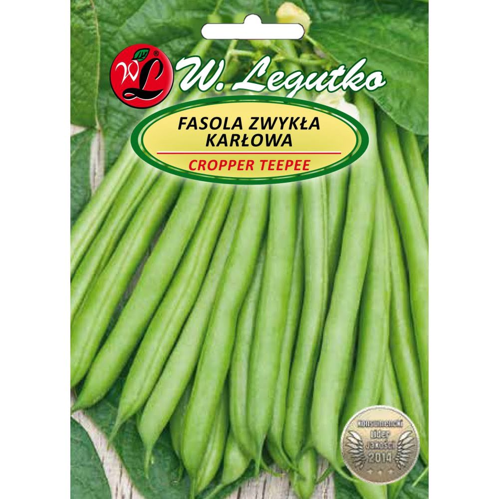 Fasola Cropper Teepee - 40g
