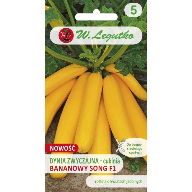 Dynia zwyczajna - Bananowy Song F1