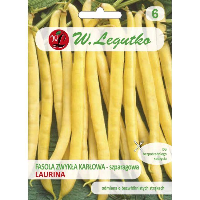 Fasola szparagowa - Laurina - 50g