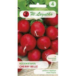 Rzodkiewka okrągła - Cherry Belle - 10g