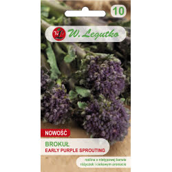 Brokuł - Early Purple Sprouting