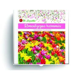 Romantyczna harmonia - kompozycja cebul kwiatowych