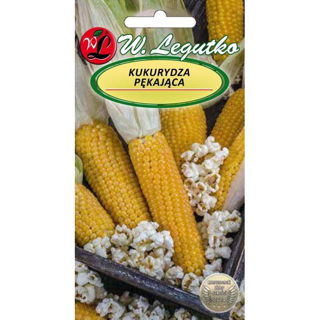 Kukurydza pękająca - Płomyk