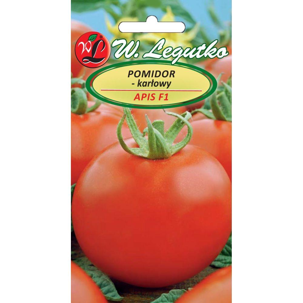 Pomidor gruntowy Apis