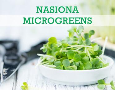 Nasiona microgreens